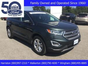 2015 Ford Edge SEL   FWD   Accident Free   One Owner