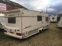 2 BERTH TWIN WHEEL 2001 LUNAR MOTOR MOVER WITH END BATHROOM AND WE CAN DELIVER PLZ VIEW