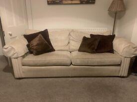Three seatee sofa