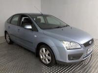 2007(07)FORD FOCUS 1.6 TDCi SPORT MET BLUE,2 OWNER,CLEAN CAR,GREAT VALUE