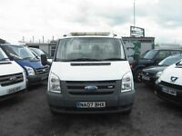 ford transit recovery 2007