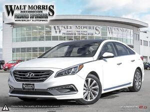 2016 Hyundai Sonata Sport Tech - BLUETOOTH, LEATHER