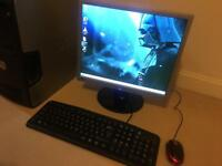 Dell desktop computer pc
