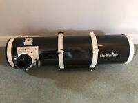 Sky-Watcher Explorer-150P Reflector Telescope with eye pieces and EQ 3-2 Mount