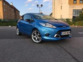 2009 Ford Fiesta 1.6 Zetec S Petrol - Top Spec Low Miles Full History PX Welcome
