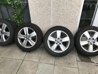 VW Wheels/Tyres