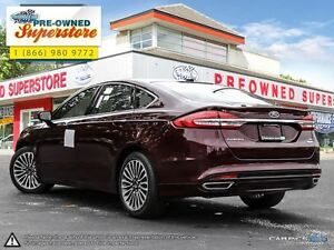2017 Ford Fusion SE***AWD/NAV/Leather Windsor Region Ontario image 4