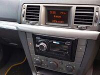 Vauxhall vectra sri xp cdti 120