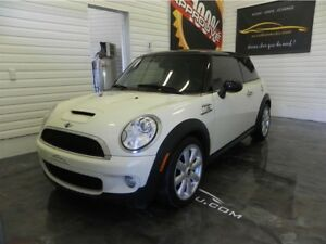 2007 MINI COOPER S Manuelle, Bluetooth