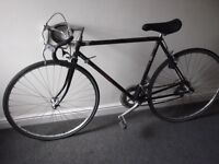 Classic Vintage Raleigh Alpha Sport 10 Gears 28 Inch Racing Bike in pristine condition 250.00.