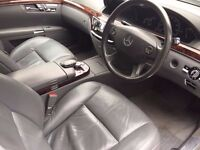 Mercedes-Benz AMG S Class 3.0 S320 CDI 7G-Tronic 4dr Soft Close Doors/Sat Nav/DVD/Heated seats