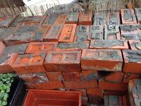 1000 plus reclaimed Accrington Nori Handmade bricks