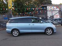 Toyota Estima 2.4 5dr HYBRID FRESH IMPORT 8 SEATS AUTOMATIC 56 REG 16/56