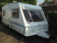 Swift Lifestyle 500 5 Berth Caravan