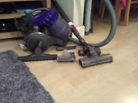 Dyson animal bagless cylinder vacuum cleaner