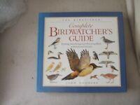 BIRDWATCHERS GUIDE BOOK.