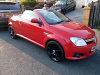 1.4 Vauxhall Tigra Convertible for sale