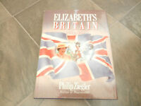 Elizabeth's Britain 1926 to 1986 by Philip Ziegler