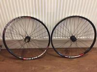 Hope mountain bike wheels