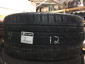 295/40R20 CONTINENTAL CROSS CONTACT