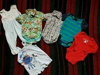 Bundle for baby boy 3-6