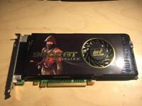 GeForce 9600 GT OVERCLOCK Graphics Card