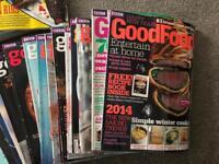 Good Food Magazines