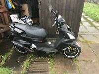 Peugeot speedfight 3 50cc Rs 2012