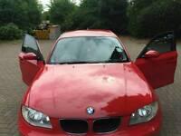 Bmw 116 1series petrol 2006