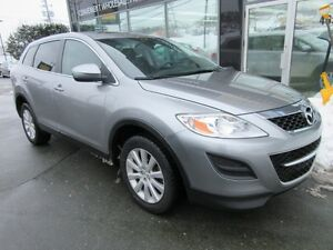 2010 Mazda CX-9 AWD 7-PASSENGER WITH LEATHER!