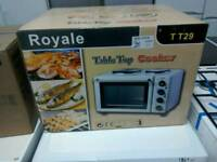 New Table top cooker Royal #31570 £70