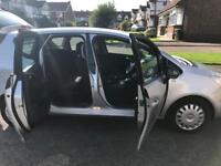 Vauxhall Meriva 2012