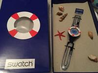 3 mint swatch watches for sale!