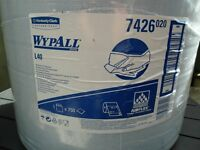 7426 WypAll L40 Wipers 3 Ply - Large Roll