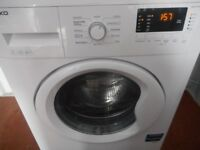 BEKO 7KG/1500 DIGITAL WASHING MACHINE**AS NEW**