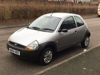 2005 FORD KA WITH ONLY 51,000 MILES FROM BRAND NEW FULL HISTORY YRS M.O.T