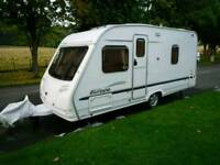 Sterling Europa 470 4 Berth Fixed Bed