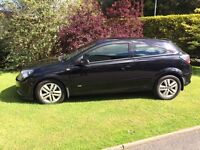 2007 Vauxhall Astra diesel sport coupe