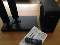 Panasonic Blu-ray Home Theatre Sound System