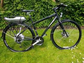 Trek Valencia+ Electric bike 2 battery £1785 new