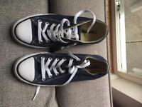 New converse trainers