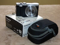 Panasonic Lumix DMC-TZ70 Compact Digital Camera - Black