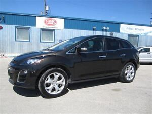 2011 Mazda CX-7 GT-POWER SUNROOF/LEATHER INTERIOR