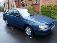 Toyota carina e 1.8 * Yes * 42.k What a classic