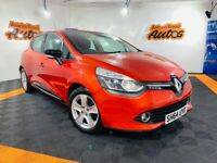 2014 RENAULT CLIO 1.2 DYNAMIQUE MEDIA-NAV * RENAULT SERVICE HISTORY ** LOW MILES * FINANCE AVAILABLE