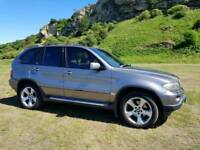 BMW X5 3.0i Sport 2004 facelift fitted with LPG conversion 30+ MPG