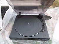 JVC LP Record Turntable cira 1980s