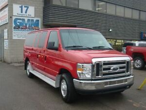 2013 Ford E-350 XLT Short 12 Passenger Van Gas