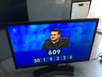 """TV. LG 22"""" 22MT48DF. Like new. Fully working. Remote"""