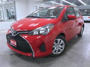 2016 Toyota Yaris LE,  CRUISE, PWR GROUP, CRUISE, NO ACCIDENT, L